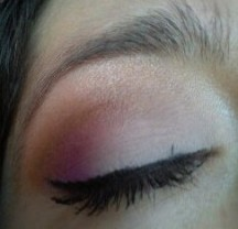 Neutral Eye With Pop of Purple 3