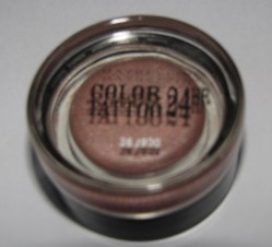 Maybelline Colour Tattoo 24 Hour Cream Shadow in 65 Pink Gold