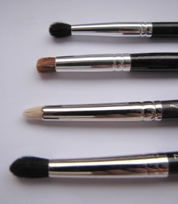 Outer V Brushes