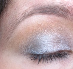 Silvered Peach (no liner)