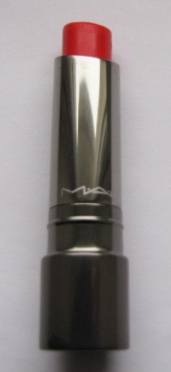 Pic 12 MAC Huggable lipcolour in cherry glaze