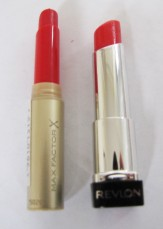 Pic 2 MF lipstick balm and revlomn colourstay butter in wild watermelon