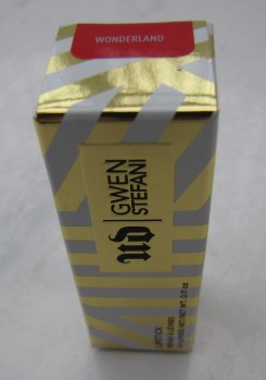 Urban Decay Gwen Stefani Lipstick Packaging