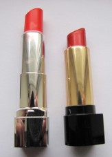 Pic 15 Rimmel In Love w Ginger+Lancome Le Absol Rouge