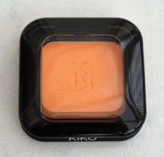 Kiko High Pigment Wet and Dry Eyeshadow in 20 Pearly Tangerine