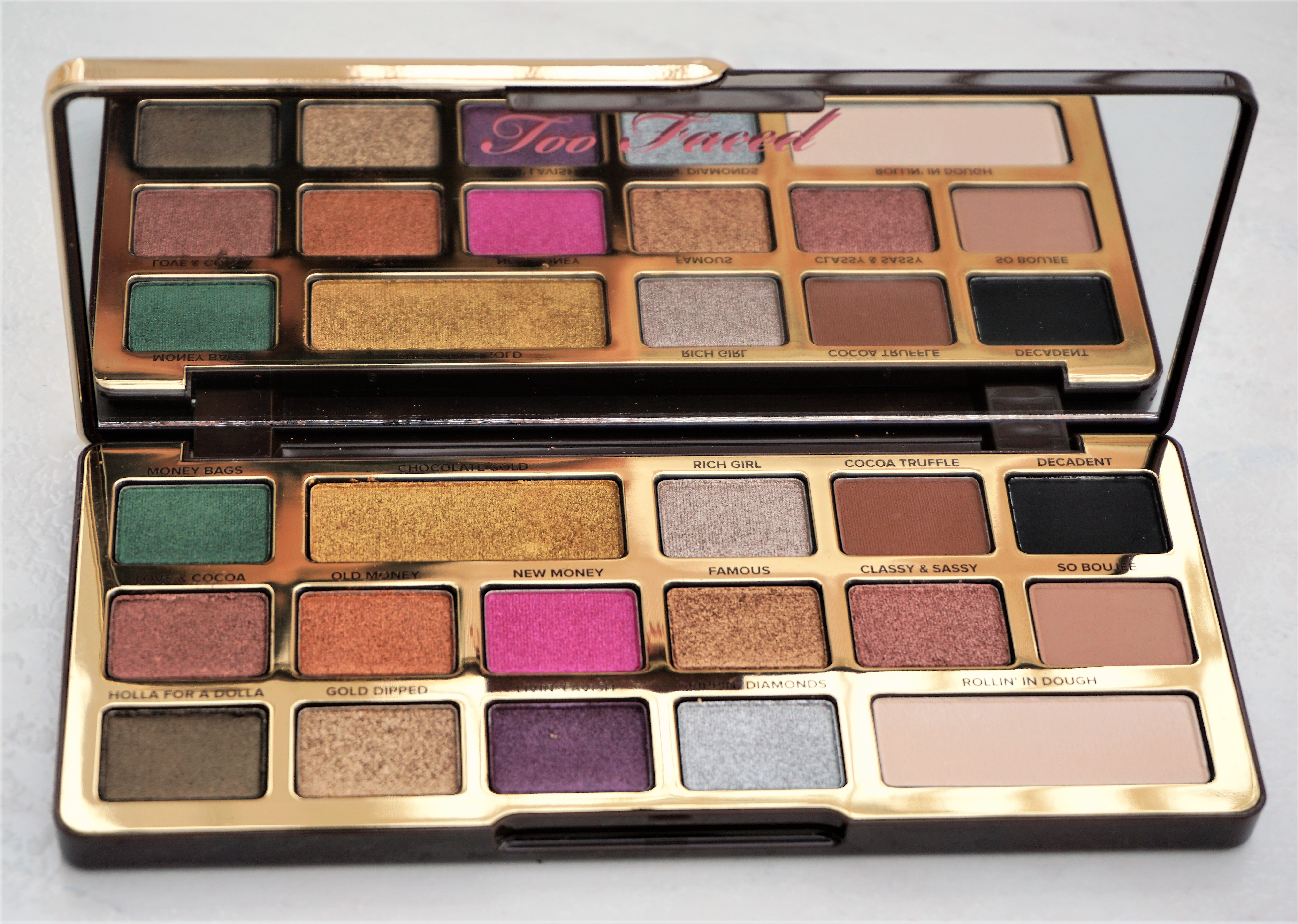 Too Faced Make Up By Saira Lee